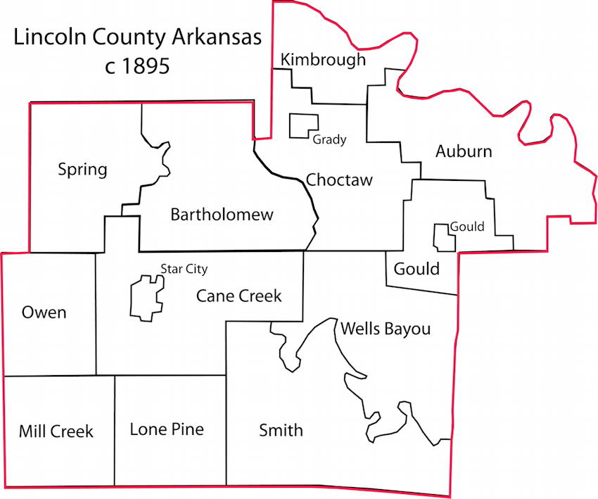 Lincoln County, 1895
